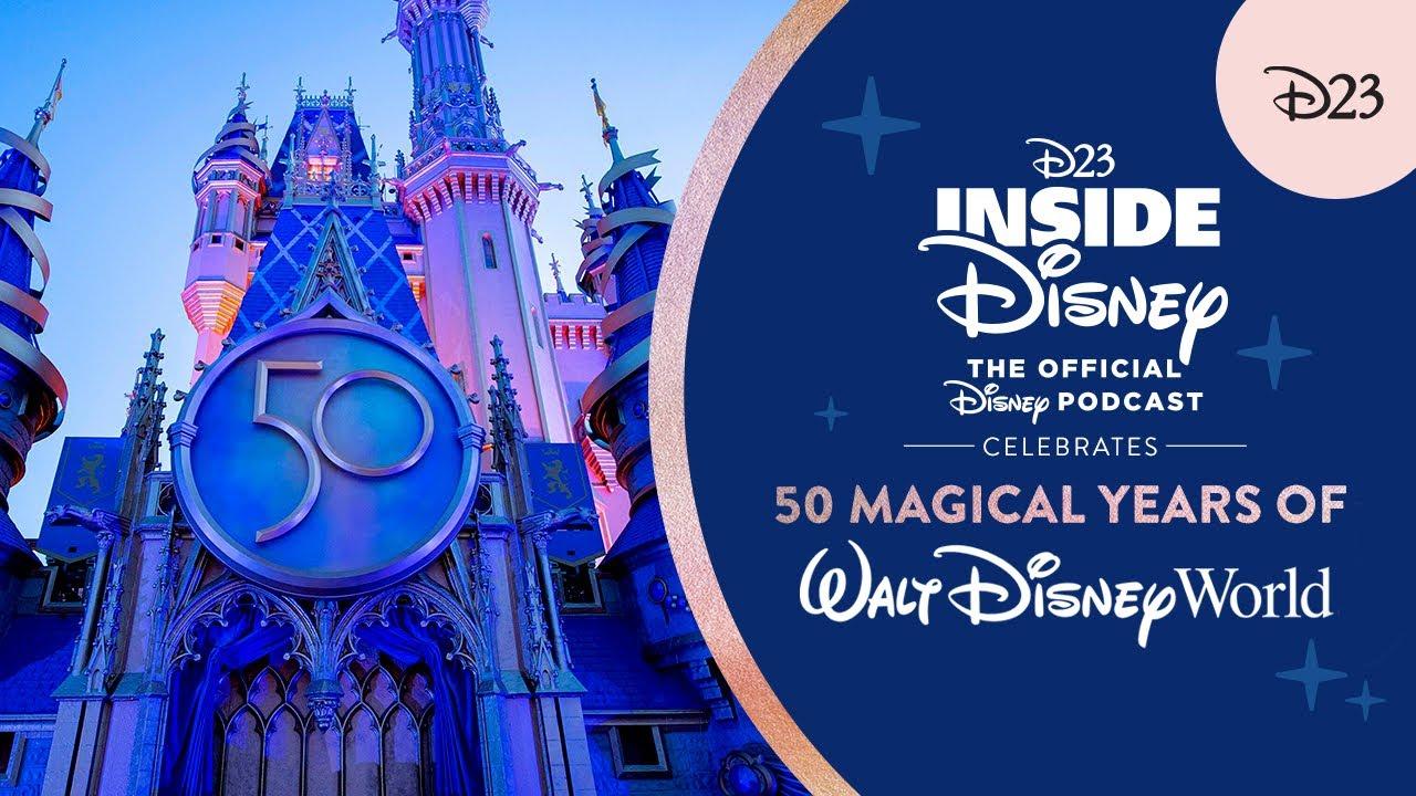 Download D23 Inside Disney: 50 Magical Years of Walt Disney World