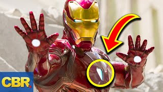 10 Iron Man Weaknesses Marvel Doesn't Want You To Know About