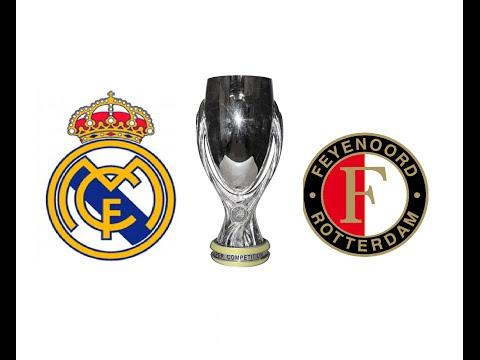 Real Madrid vs Feyenoord (3-1) | UEFA Supercup 2002 Final (Stade Louis II, Mónaco) FULL MATCH