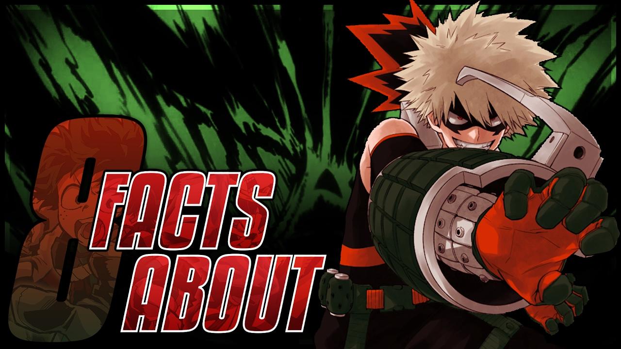 8 facts about kacchan  katsuki bakugou you should know     boku no hero academia  my hero academia