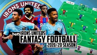 Fantasy Premier League Show   Gameweek 3   Irons United