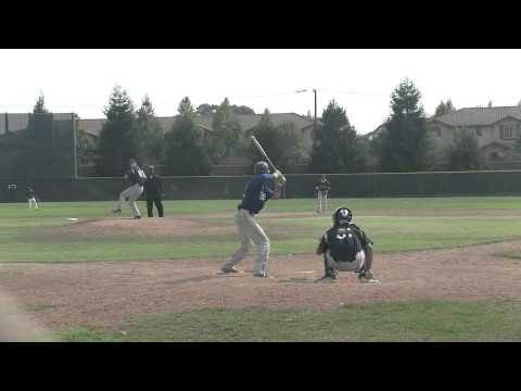 Seattle Mariners Fall Scout Team vs Contra Costa College