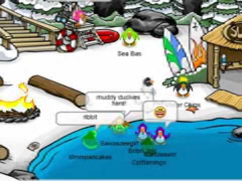 Club Penguin-Sports Catalog and new items around Club Penguin March 27, 2009 from YouTube · Duration:  4 minutes 14 seconds