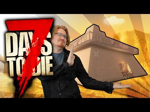 7 Days to Die - THE NEW BASE - DAY 13