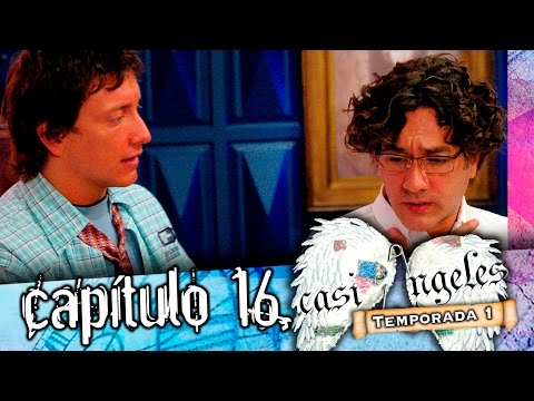 CASI ANGELES Temporada 1 Capitulo 16