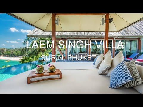 Absolute Waterfront Villa 4235 in Surin, Phuket, Thailand Villa Getaways Luxury Villa Rentals