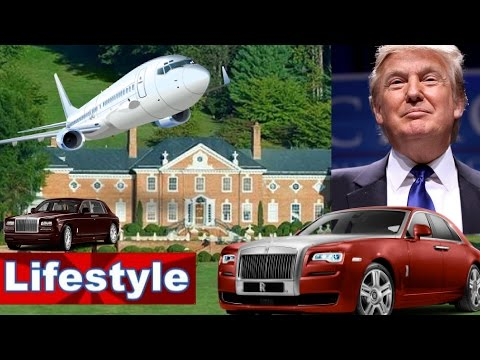 Donald Trump Net Worth, Cars, Bikes, Houses, Private Jets & Luxurious Lifestyle US President