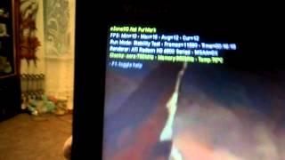 проверка видеокарты palit ati hd 4870