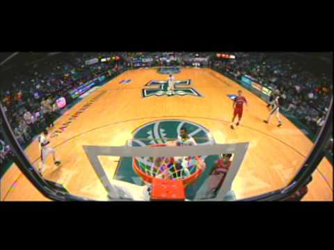 Stefan Jankovic Hawaii Rainbow Warriors Basketball Mixtape 2015-16