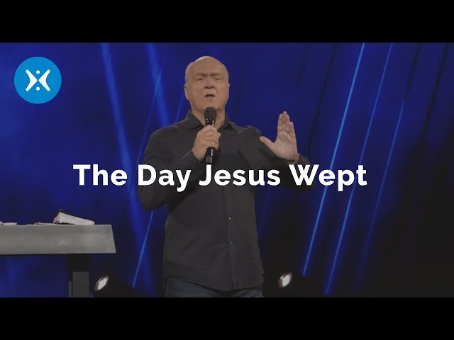 When Jesus Wept (With Greg Laurie)