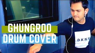 Hriday Jain - Ghungroo DrumCover| War | Hrithik, Vaani | Vishal-Shekhar ft, Arijit Singh, Shilpa Rao