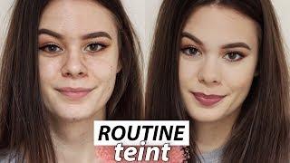 ROUTINE TEINT ⎮ Peau grasse & acnéique
