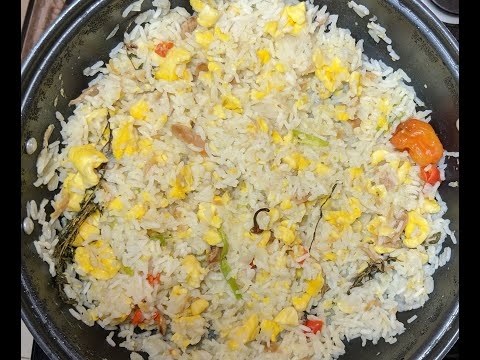 ACKEE SEASONED RICE (FREESTYLE COOKING)