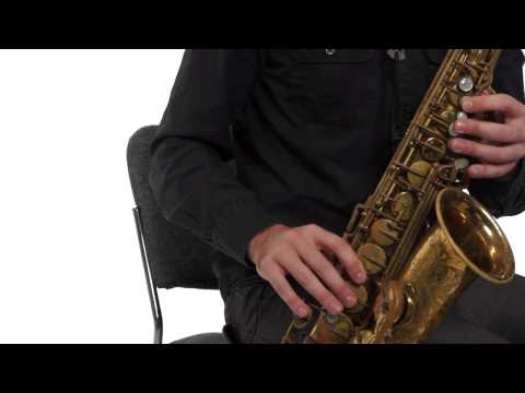 Saxophone Melody - Can Can