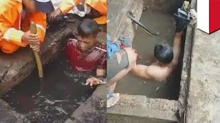 Pasukan oranye DKI, Pahlawan kota Jakarta saat banjir- TomoNews