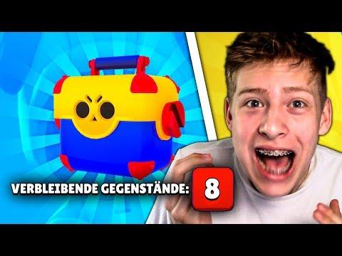 8 VERBLEIBENDE GEGENSTÄNDE?! 13 NEUE BRAWLER Aus 25x MEGA BOX!• Brawl Stars Deutsch