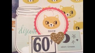 Process video - Crate paper wonder collection - Lovely