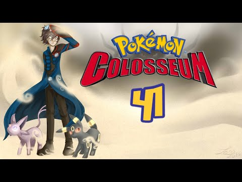 Let's Play Pokémon Colosseum [German] - #41 - Dumm gelaufen, Mr.  Crypto