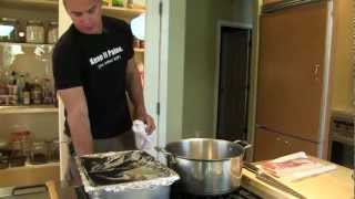 Crossfit - Shepherd-style Beef Tongue Tacos With Nick Massie