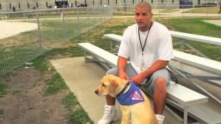 Leader Dogs For The Blind Prison Puppy Raising Program