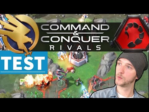 Command & Conquer Rivals release! 🔥 TEST! [German/Deutsch APP]