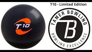 Motiv T10 Limited Edition (3 testers - 2 patterns) by TamerBowling.com