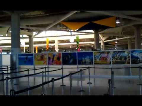 Grantley Adams International Airport Arrival  , Bridgetown Barbados