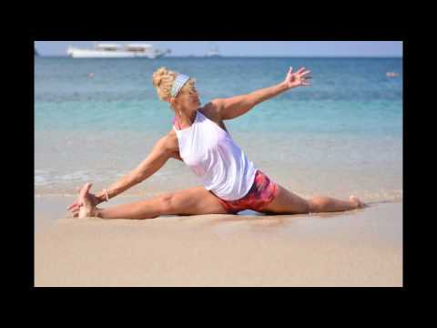 Jackie Kold, RYT, CPT Yoga Photo Shoot in St. Lucia