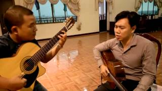 Guitar Cover, Mat Den - Nguyen Kien Giang, Buc Tuong