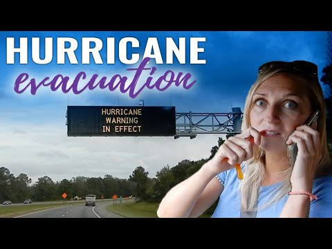 🌪️Hurricane Michael Evacuation
