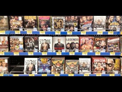 WWE FINALLY KILLS OFF DVD RELEASES