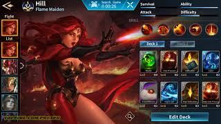 Legend of Ace Gameplay Android / iOS (MOBA)