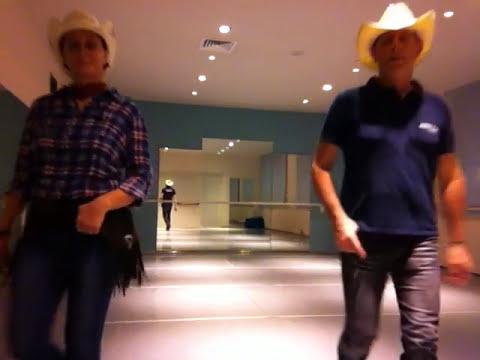 john cougar line dance