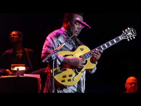 George Benson   @ The Capitol Theater  51116   The Ghetto