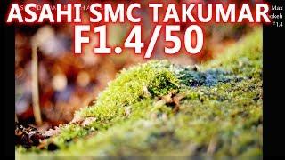 Asahi SMC Takumar 50mm F1.4 RADIOACTIVE - Fuji X-M1 - flickr images 4K