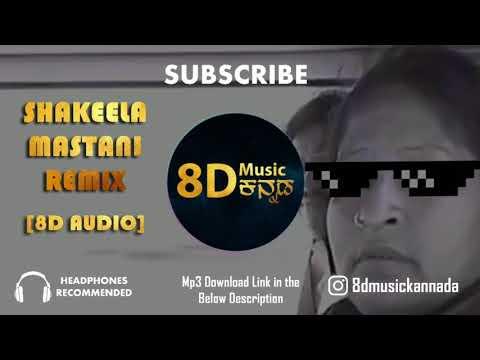 shakeela-mastani-trance-[8d]-|-8d-music-kannada-|-wear-headphones