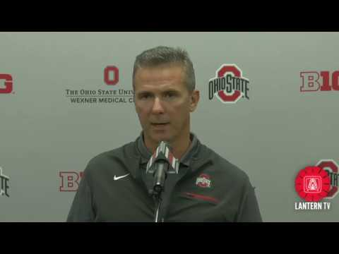 Ohio State HC Urban Meyer press conference - November 6, 2017