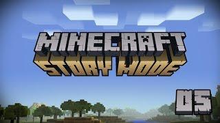 Minecraft: Story Mode - 2. epizód - 2. rész - Na, azok a szobrok nagyon menők!