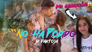 JD Pantoja-No ha podido VIDEO REACCIÓN/ Jansy Arencibia