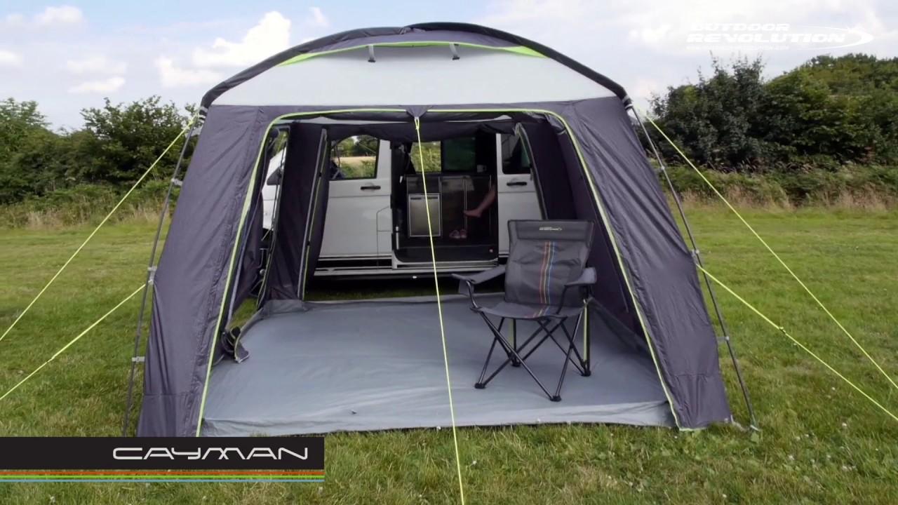 Outdoor Revolution Cayman Caravan Awning Kimberley Caravans