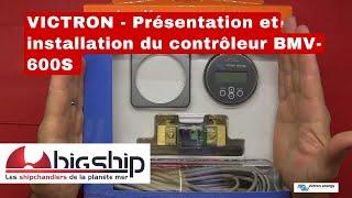 VICTRON BMV-600S Moniteur de batterie