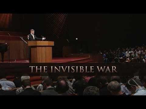 The Invisible War - Steve Lawson