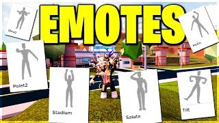 ROBLOX EMOTES IS HERE! HOW TO GET EVERY ROBLOX EMOTES!