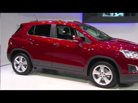 Chevrolet at the 2012 Paris Motor Show - Press Conference Highlights
