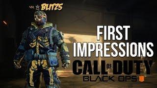 Black Ops 4 First Impressions & Marathon Weekend Recap
