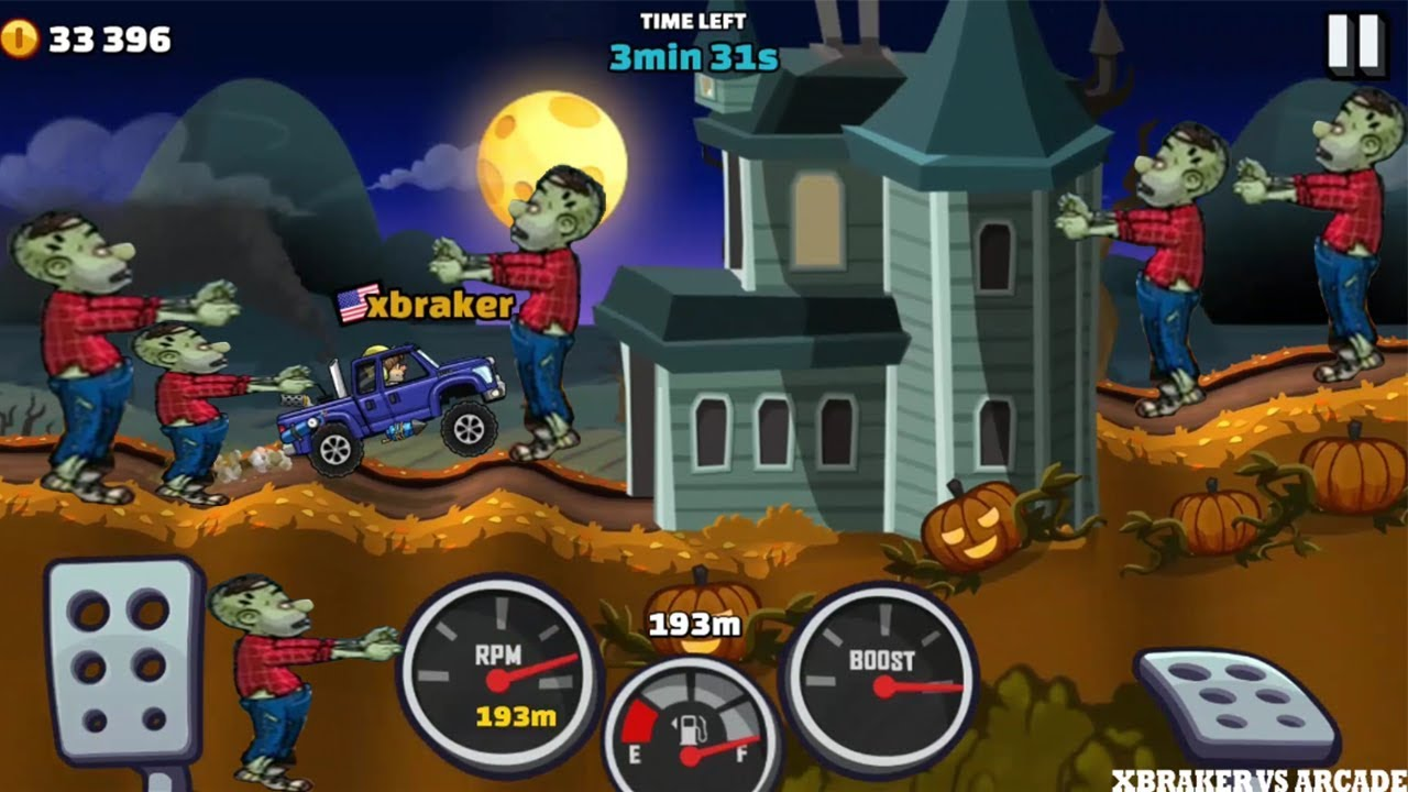 Hill climb racing 2 new halloween update new world map cup in hill climb racing 2 new halloween update new world map cup in the woods android gameplay fhd gumiabroncs Images