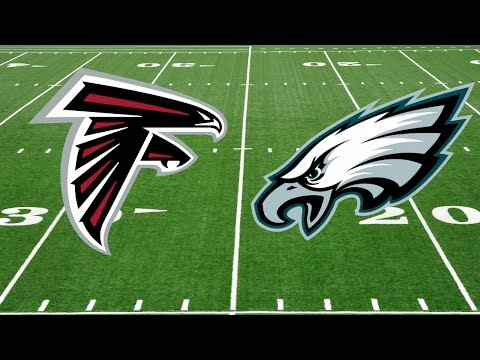 Philadelphia Eagles vs Atlanta Falcons Highlights & Recap