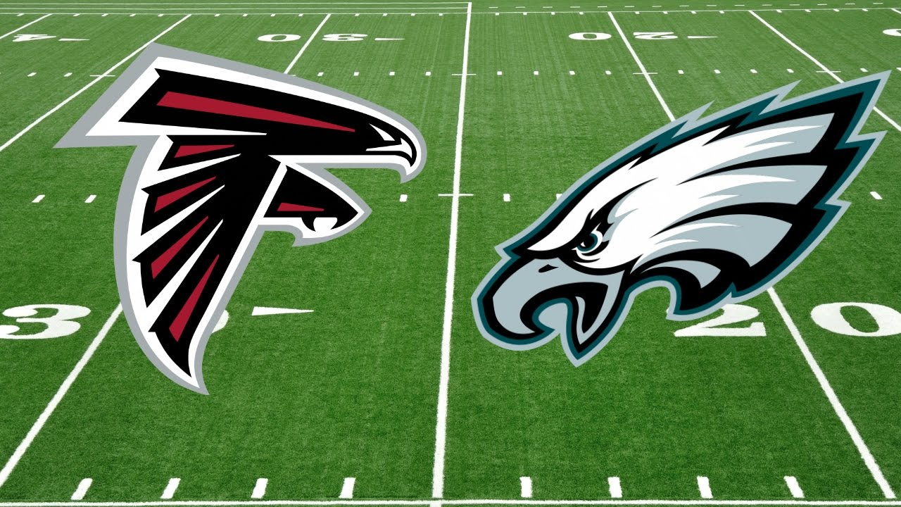 Falcons vs Eagles