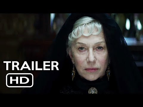 Winchester Official Trailer #1 (2018) Jason Clarke, Helen Mirren Horror Mystery Movie HD