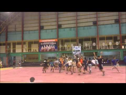 UP Pep Squad (Party) Routine [HD] | A MUST WATCH PERFECT RUN IN 720p QUALITY | 2013 UAAP CDC